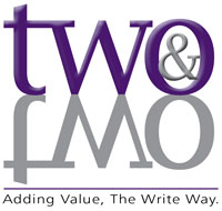 Two and Two, LLC logo